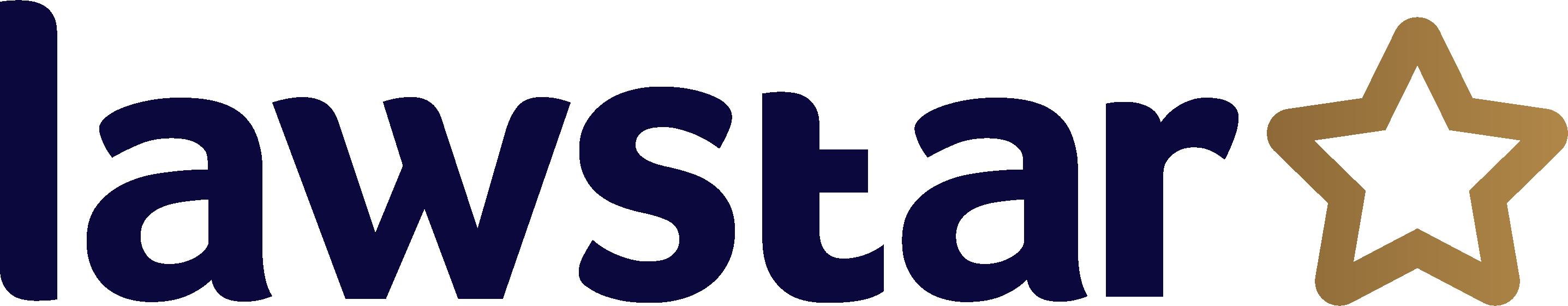 Lawstar logo